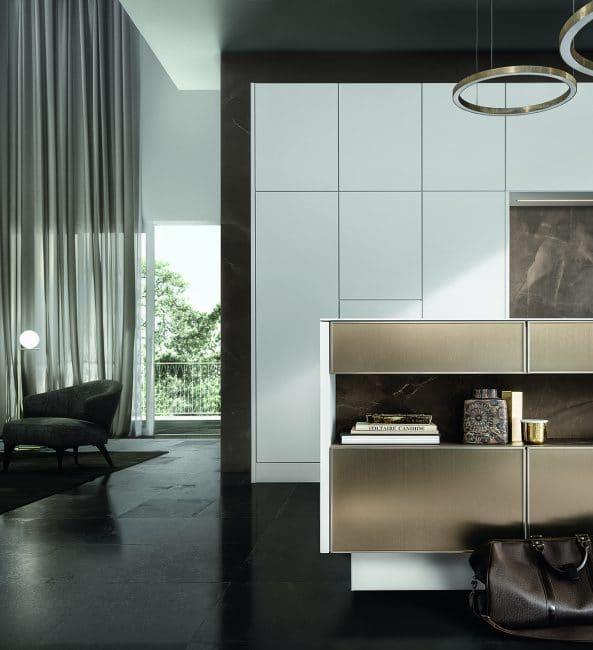 welche k chenfronten soll ich w hlen. Black Bedroom Furniture Sets. Home Design Ideas