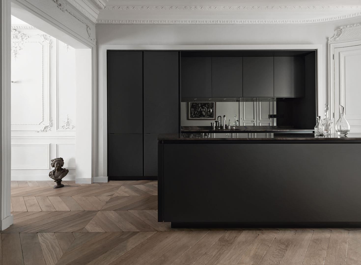 lauterbach schaap einrichtungen k chendesignmagazin. Black Bedroom Furniture Sets. Home Design Ideas