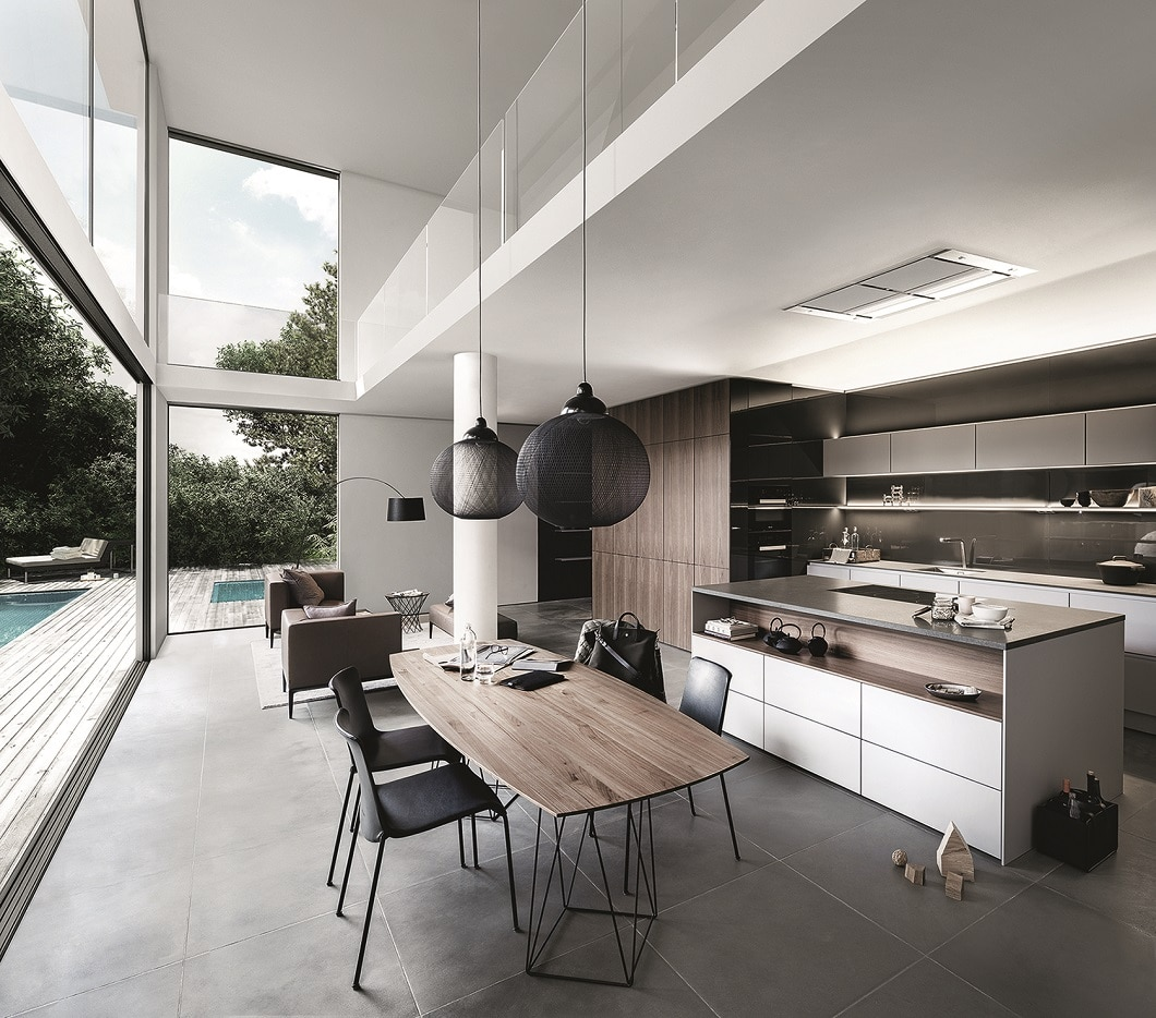 SieMatic Luxusküche Modell PURE