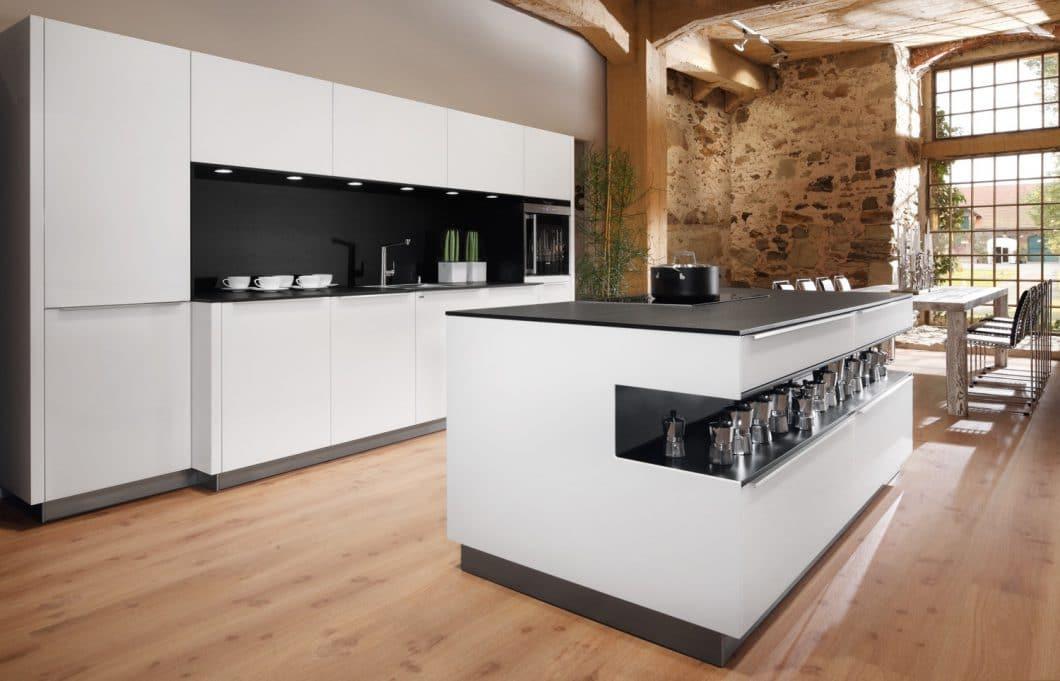Einbauküchen design  Die 10 schönsten Luxusküchen-Hersteller Deutschlands ...