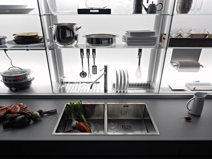 Italienische Küchen Systeme Von Valcucine Vereinen Stil Und, Kuchen