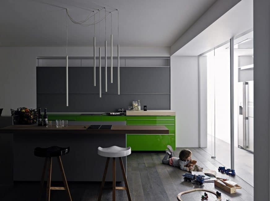 küchen utensilien in künstlerischer Ästhetik -artematica von, Kuchen