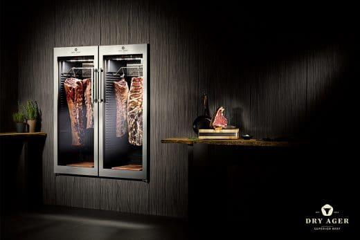 Für echte Fleischliebhaber ist der DryAger das Nonplusultra der Nahrungszubereitung. (Foto: dry-ager.com)