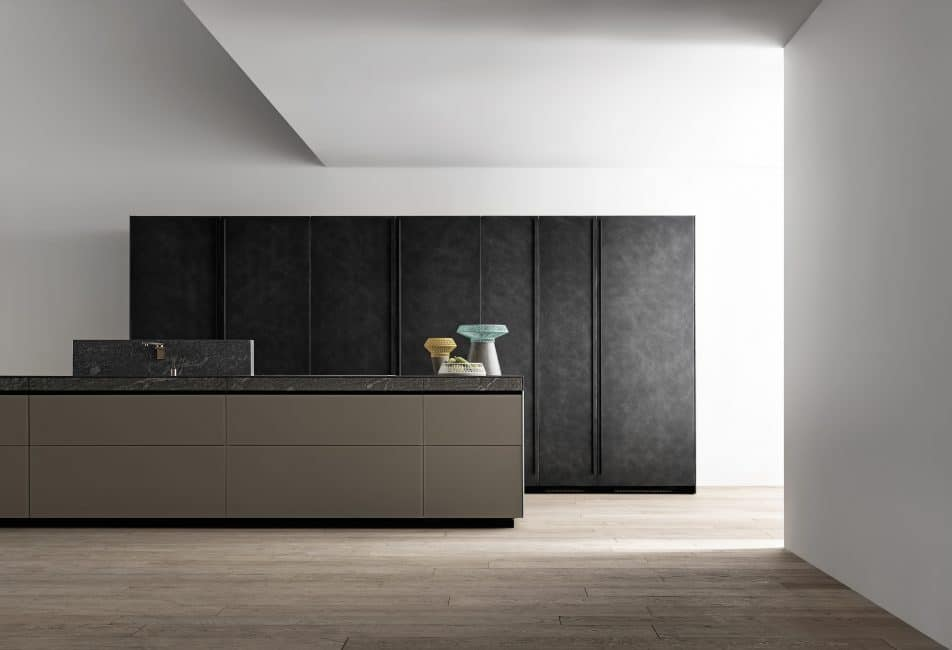minimalistisch pure k chen k chendesignmagazin lassen. Black Bedroom Furniture Sets. Home Design Ideas