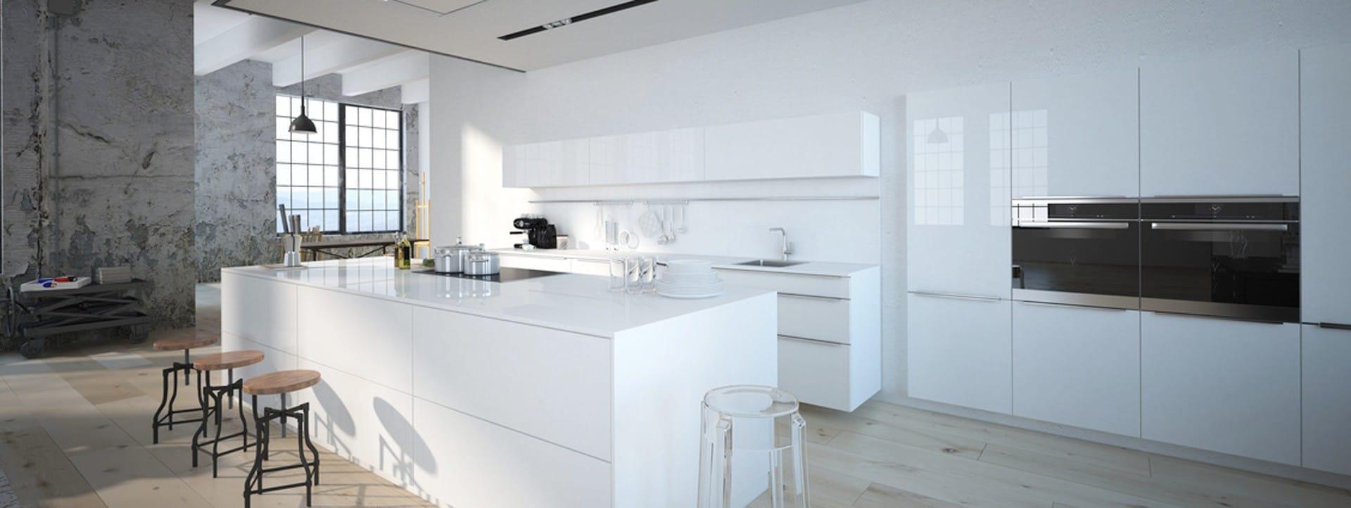 Ausgezeichnet Maßgeschneidertes Küchendesign Steinhaus Bilder ...