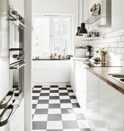 Wie gestalte ich den Boden in meiner Küche ...