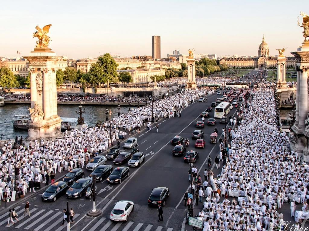 (1) Den Anfang macht natürlich: Paris, mon amour!