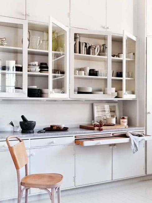 küche skandinavischer stil