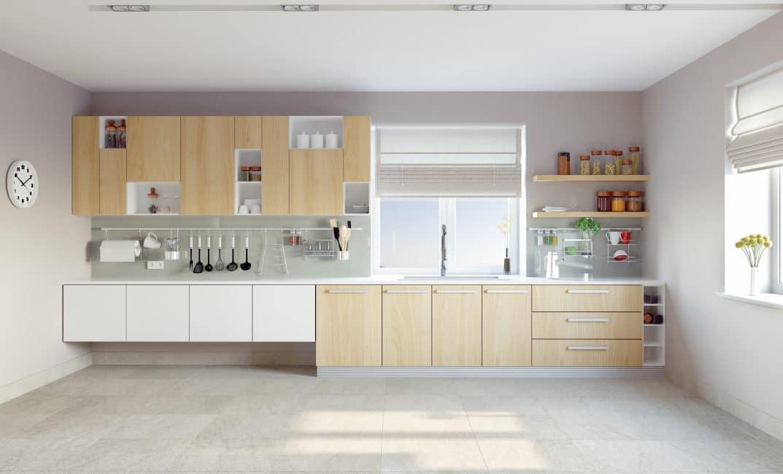 Skandinavisches design küche  Skandinavisch-natürliche Küchen - KüchenDesignMagazin-Lassen Sie ...