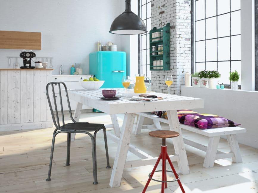Heller Holzfußboden ~ Shutterstock 235629865 küchendesignmagazin lassen sie sich inspirieren
