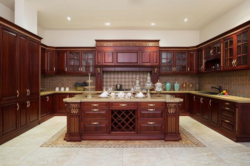 Rustikale Küchen - KüchenDesignMagazin-Lassen Sie sich ...