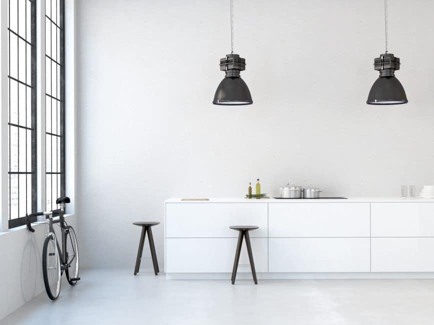 Schwedisches Design: schlicht, kühl, modern, cool - und vor allem freizügig. (Foto: shutterstock)