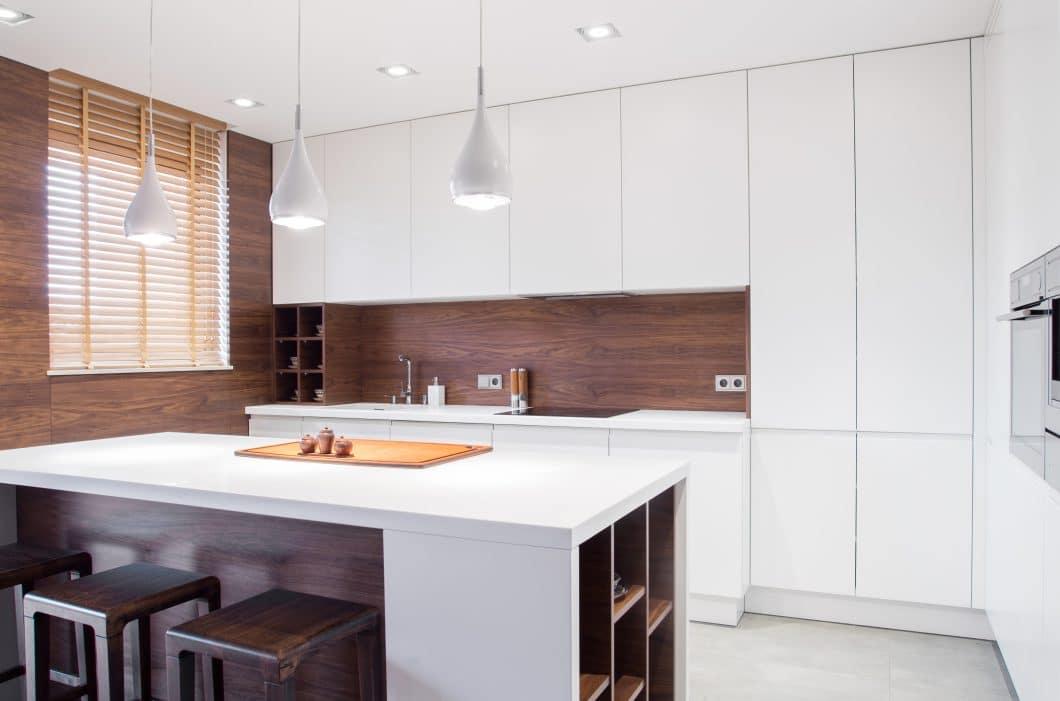 Pendelleuchten und Deckenleuchten Küche - KüchenDesignMagazin-Lassen ...