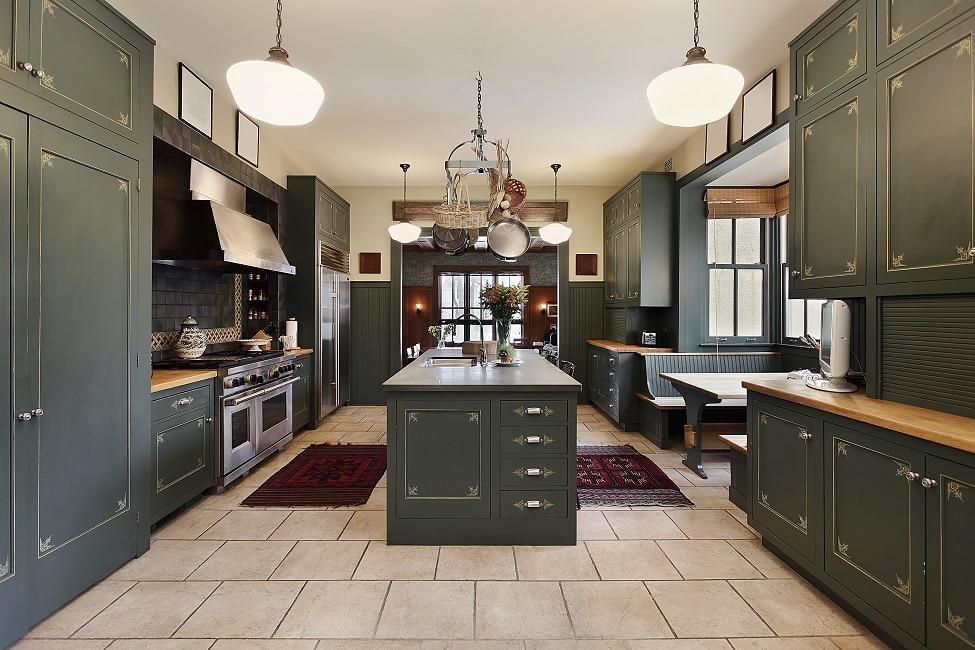 Rustikale Küchen KüchenDesignMagazin Lassen Sie sich