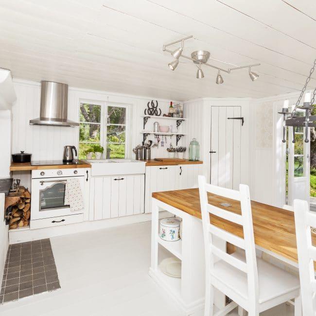 Relativ Skandinavisch-natürliche Küchen - KüchenDesignMagazin-Lassen Sie PQ43