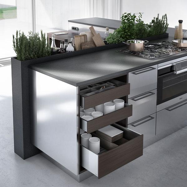 Kücheninsel Varianten ~ schmale kucheninsel ~ beste inspiration für ihr interior design und möbel
