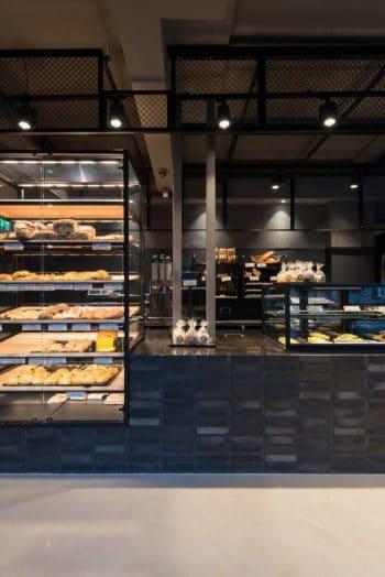 Stefan Wolf Lucks, Vitrine der Bäckerei Goeing