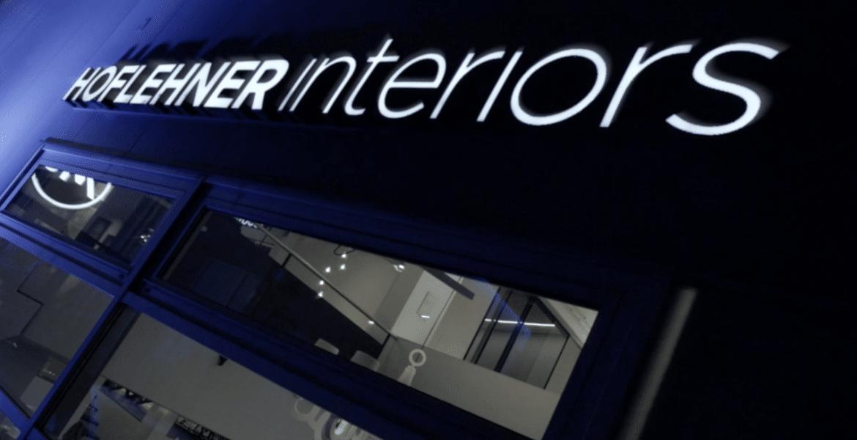 Hoflehner partner interiors gmbh k chendesignmagazin for Hoflehner interiors