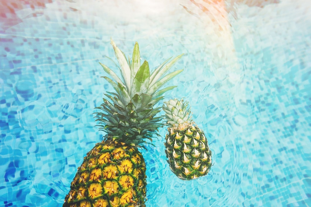 Foto: pineapples, unsplash