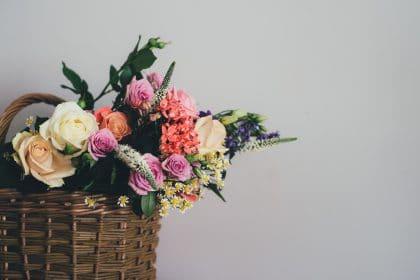 Photo: Anni Spratt, flower boquet