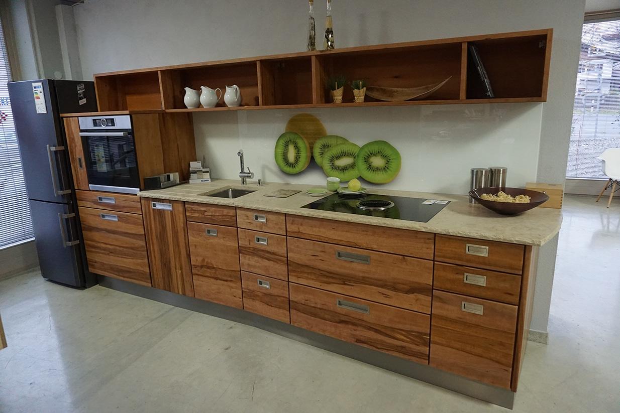 Abverkauf apfelbaum massiv küche   küchendesignmagazin lassen sie ...