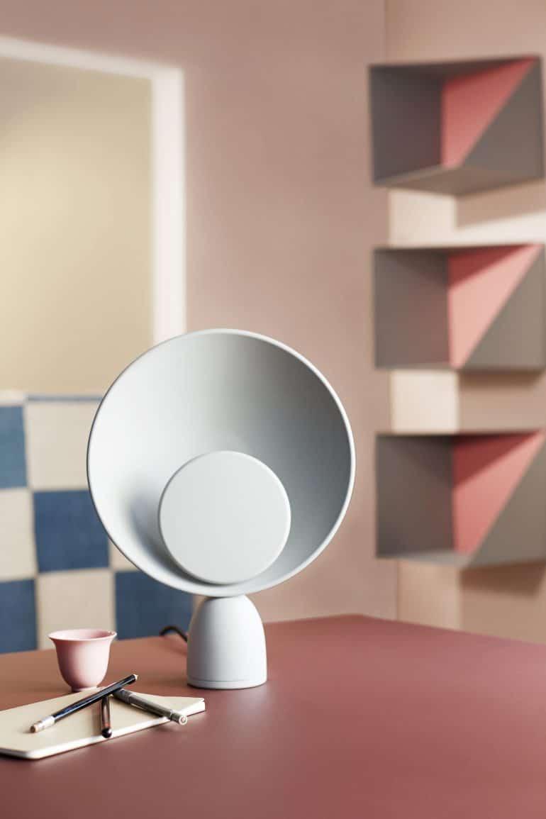 Mette Schelde, Bloop table lamp, PWTBS, 260€