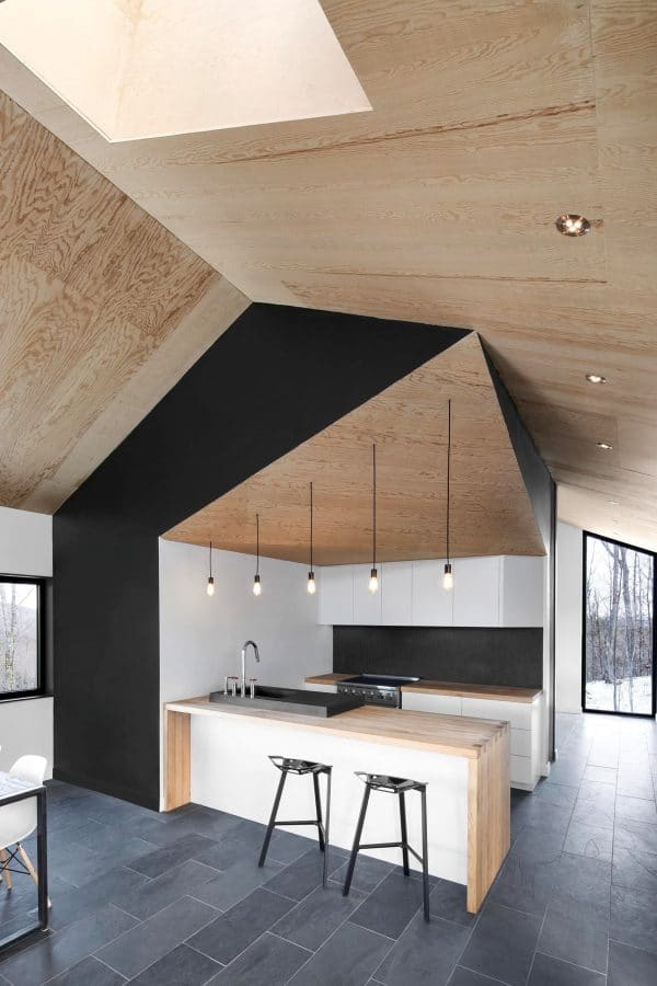 Küchen für dachschrägen  Dachschrägen richtig nutzen - KüchenDesignMagazin-Lassen Sie sich ...