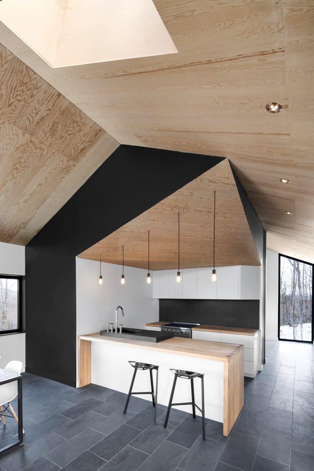 Dachschrägen richtig nutzen - KüchenDesignMagazin-Lassen Sie sich ...