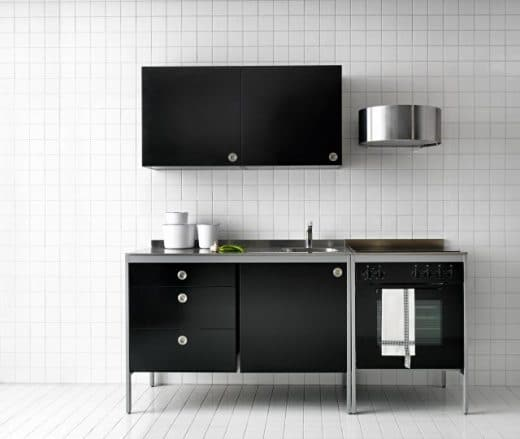 Metal Kitchen Cabinets From The  S
