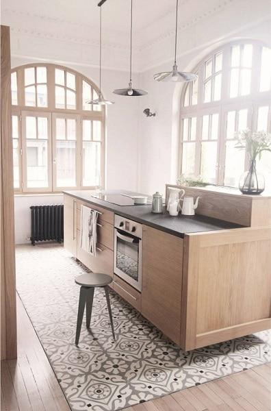 Küchen Boden der küchenboden küchendesignmagazin lassen sie sich inspirieren
