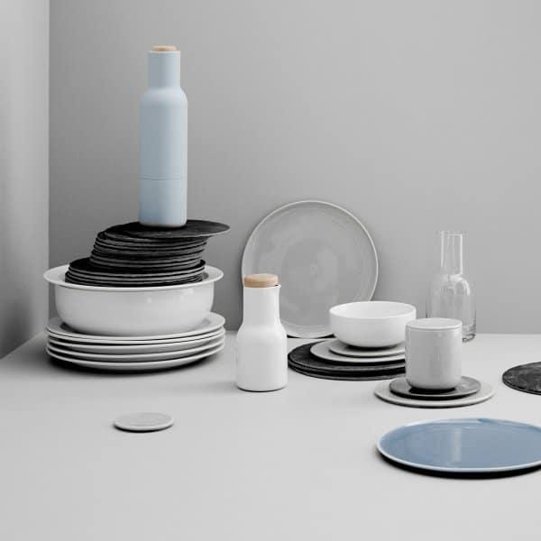 Zusammengewürfelt in verschiedenen Farben und Größen, aber alles sanft und simpel. (Foto: design3000)