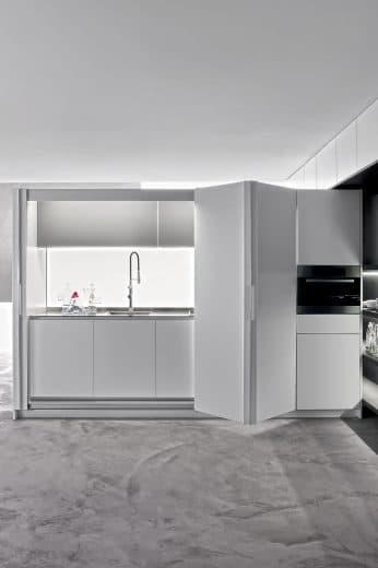 Trend: Versteckte Küchen - KüchenDesignMagazin-Lassen Sie sich ...