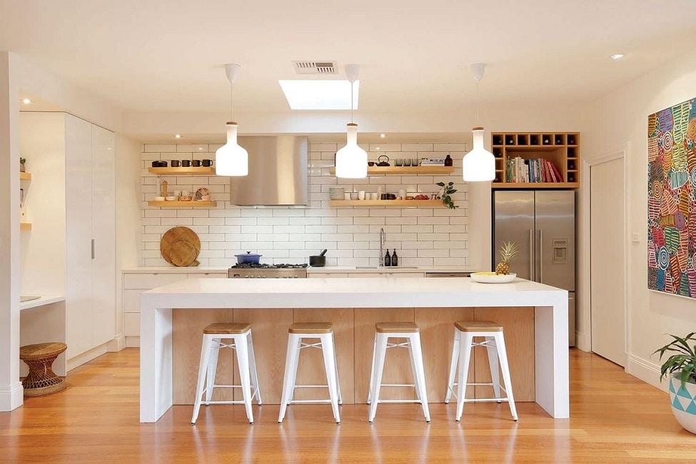 Weiße Küchen - KüchenDesignMagazin-Lassen Sie sich inspirieren