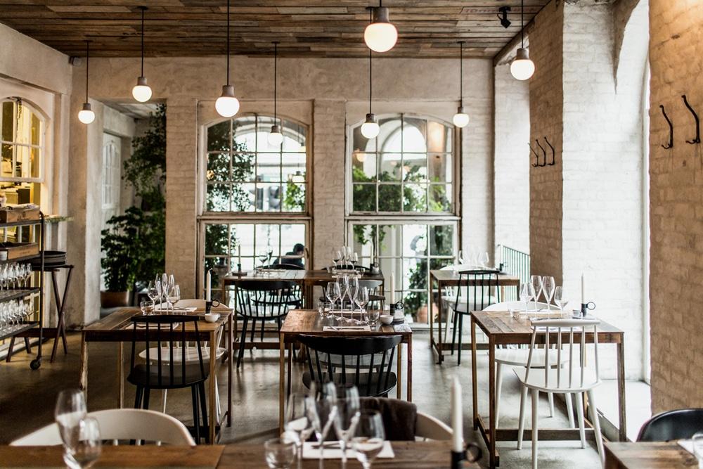 Dänische Küchenmöbel kopenhagener restaurants drei küchen ein look