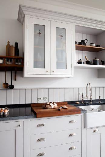 was ist eine shaker k che k chendesignmagazin lassen sie sich inspirieren. Black Bedroom Furniture Sets. Home Design Ideas