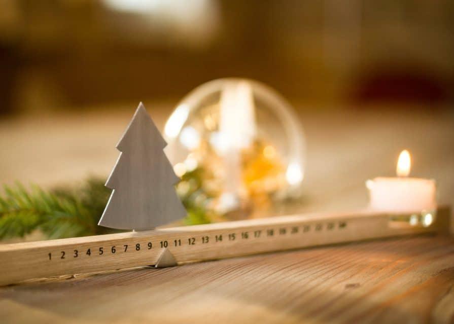 weihnachtsdeko f r die k che teil 1 puristisch. Black Bedroom Furniture Sets. Home Design Ideas