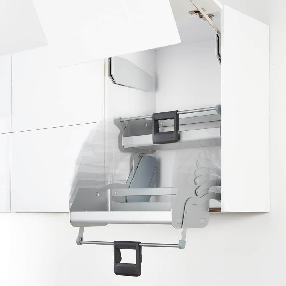 iMove: Das intelligente Auszugssystem für den Hängeschrank ...