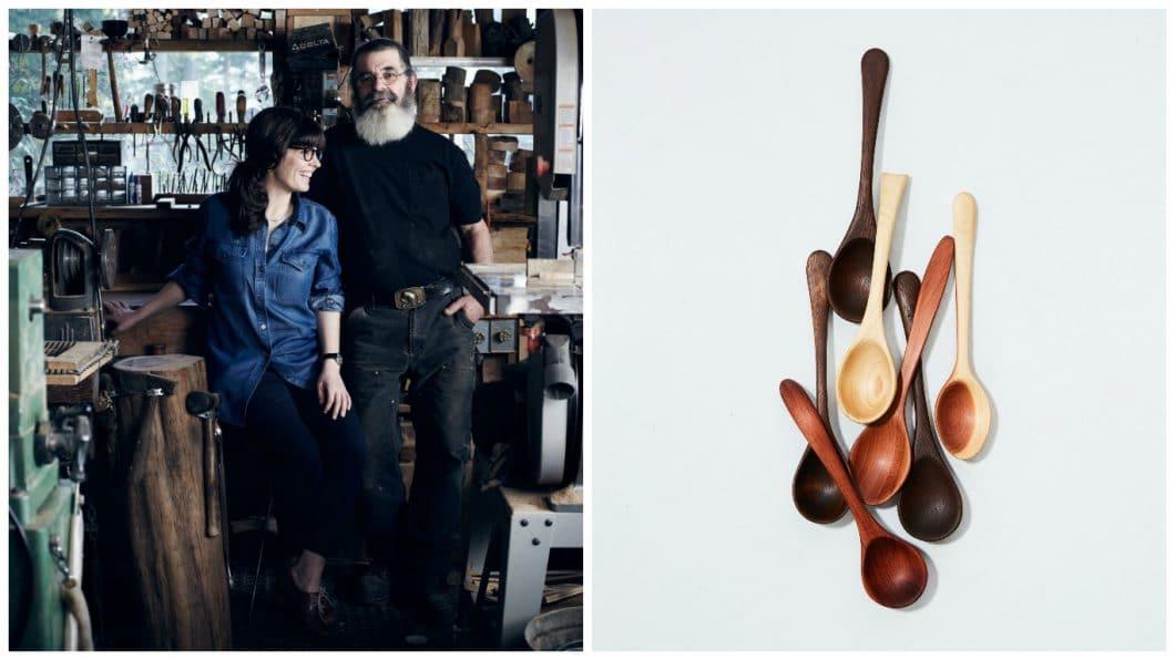 Vater und Tochter und ihre tollen Erzeugnisse: Herriott Grace Designobjekte sind echte Sammlerstücke.