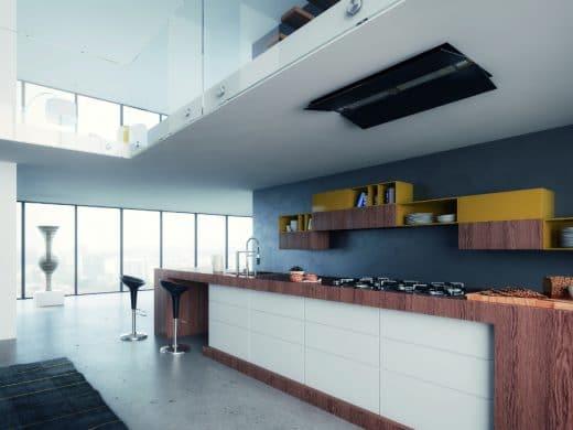 neue dunstabz ge f r 2017 5 modelle k chendesignmagazin lassen sie sich inspirieren. Black Bedroom Furniture Sets. Home Design Ideas