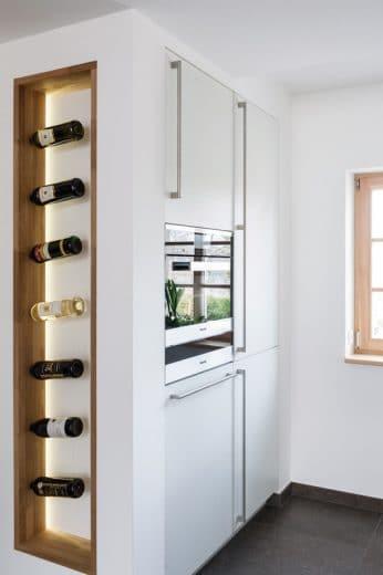 eine k che f r loft und landhaus k chendesignmagazin lassen sie sich inspirieren. Black Bedroom Furniture Sets. Home Design Ideas