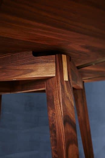 Hochwertiges Holz, Holztisch. By Spekva