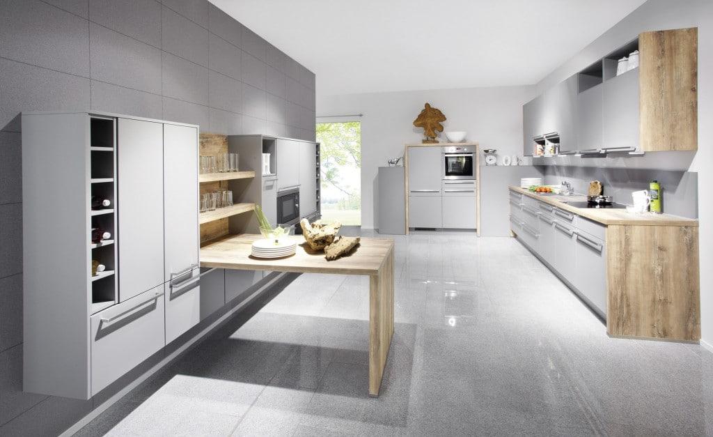 Schuster Küchen GmbH  KüchenDesignMagazin Lassen Sie sich   -> Projekt Kuchni Poznan