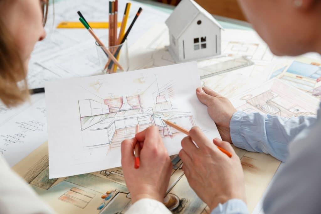 IKEA vs. Küchenstudio? Hier unterscheidet sich allein die erste Beratung um Welten. Auf individuelle Bedürfnisse, Kochgewohnheiten und Raumaufteilung kann ideal eingegangen werden. (Foto: stock)
