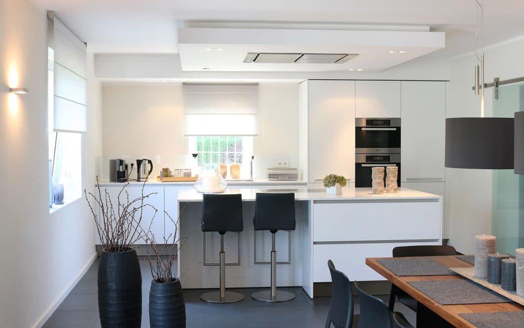 Kelzenberg Einrichtungen und Küchen, weiße Küche