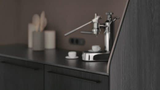 Küchenhersteller wie SieMatic (Foto), LEICHT und Rotpunkt arbeiten schon lange mit umweltverträglichen Rohstoffen. Das zeichnet auch die Qualität ihrer Küchen aus. (Foto: SieMatic URBAN)