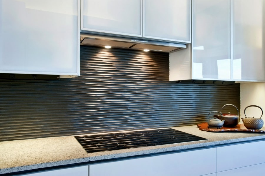 küchenrückwand kreativer hingucker küchendesignmagazin