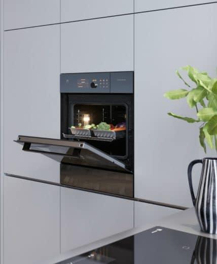 combi steam mslq von v zug der macht dampf k chendesignmagazin lassen sie sich inspirieren. Black Bedroom Furniture Sets. Home Design Ideas
