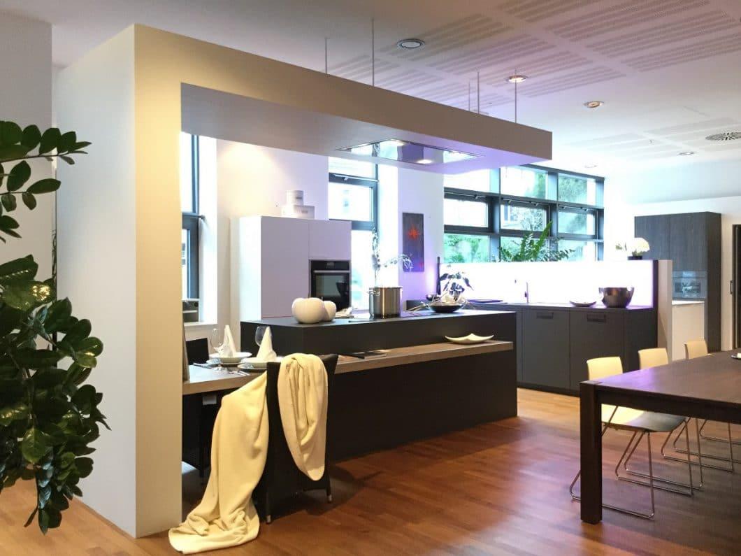 Rotpunkt M-Line xTreme, hochwertiger Hingucker, Designküche, Bio (Foto: Poggenpohl Siegen)