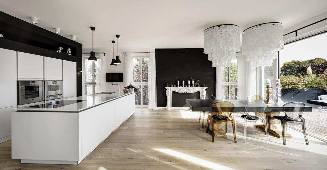 selektionD-Küche, Premium, weiße Küche, Luxusküche (Foto: selektionD)