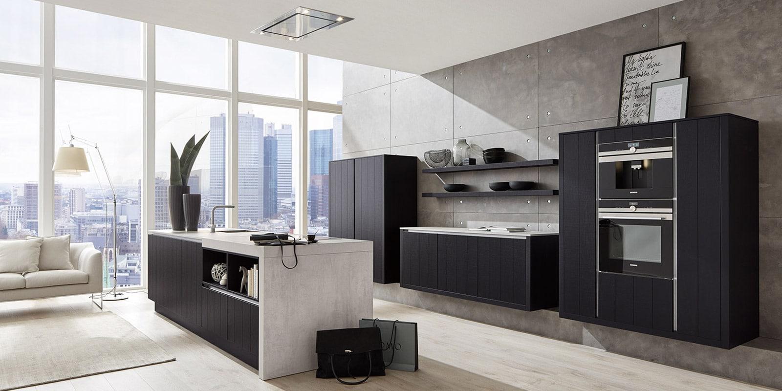 SD Objekt Küche - KüchenDesignMagazin-Lassen Sie sich inspirieren